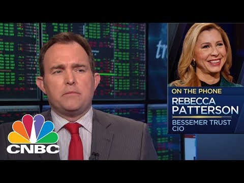 Bessemer's Rebecca Patterson: Rising Inflation Not Enough To Rattle Stocks | Trading Nation | CNBC