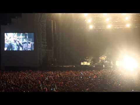 The Killers Live At Sundance Dubai 2013