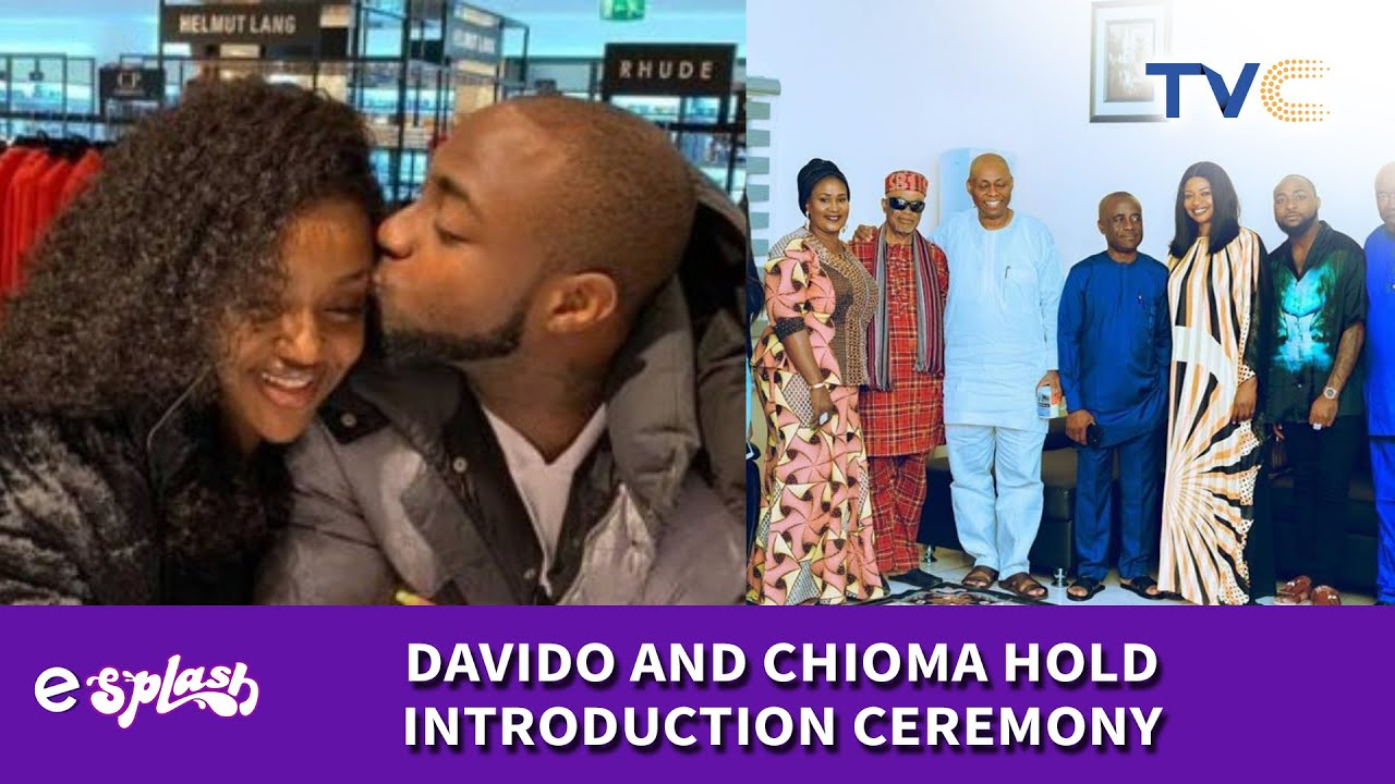Chivido2020 - Davido Is Set To Wed Long Time Girlfriend, Chioma