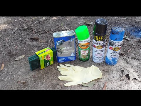Diy hydro dipping using spray paint youtube solutioingenieria Image collections