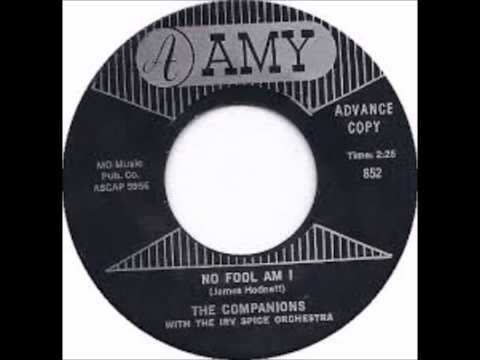 COMPANIONS - HOW COULD YOU / NO FOOL AM I - AMY 852 - 1962