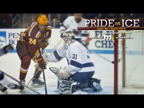 """Taking Flight"" Pride on Ice: Gopher Men"