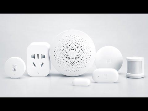 Обзор комплекта для умного дома Xiaomi Smart Home Suite