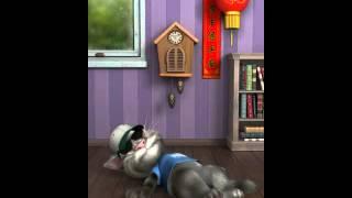 Talking Tom WTF BOOOOOOOM  !!!!!!!