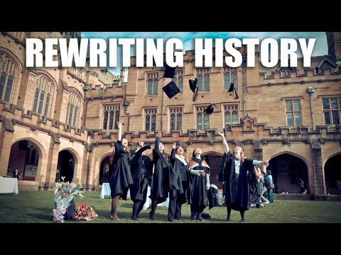 Rewriting History at Australian Universities