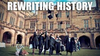 Rewriting History at Australian Universities