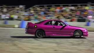 Kendall Motor Oil Street Legal Night and Drift TVShow 2012