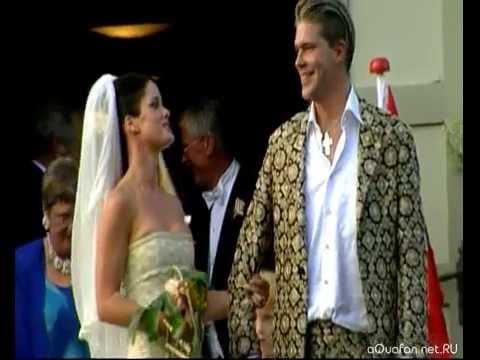 Wedding Lene and Søren. 2001
