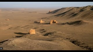 No Water, No Animals, No People - Gobi Desert, Mongolia
