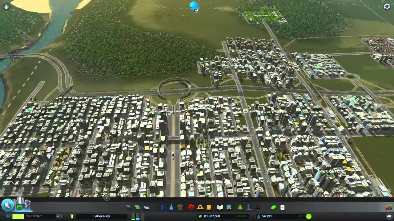 city skylines how to download cities
