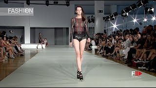 ZAZO & BRULL Spring Summer 2014 080 Barcelona - Fashion Channel