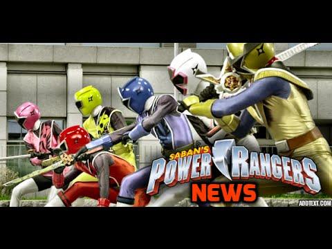 power rangers 2018