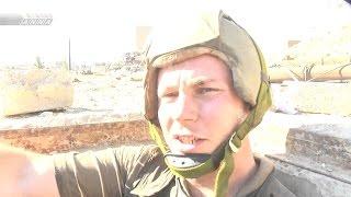 Сирия. Аль-Кабун. Продолжение операции зачистки на север. 2013-07-15