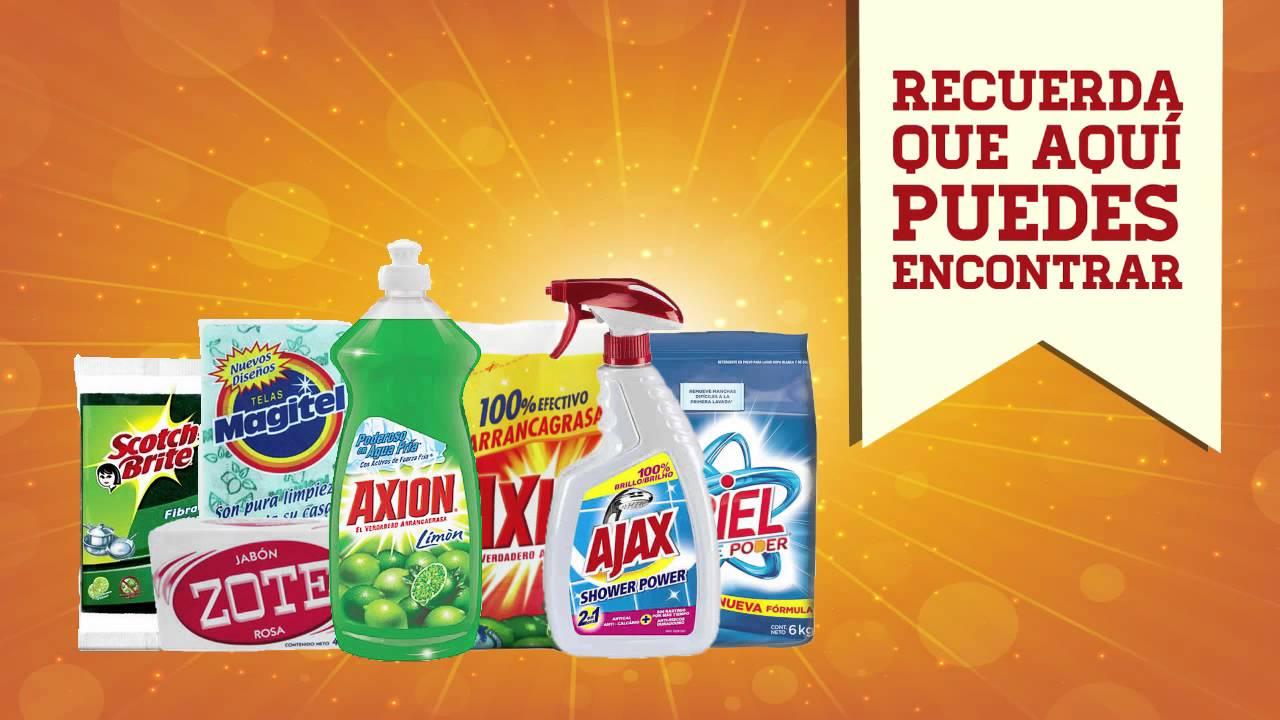 Salchiofertas productos de limpieza youtube for Anuncios de limpieza