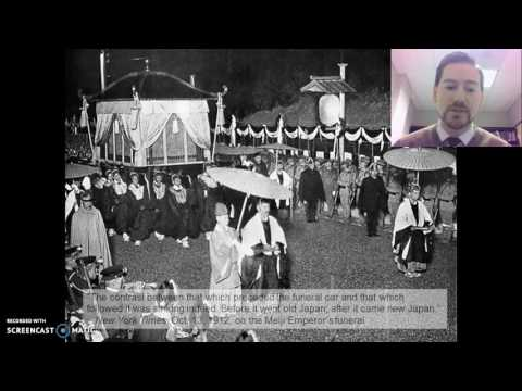 Meiji Restoration, 1868-1912