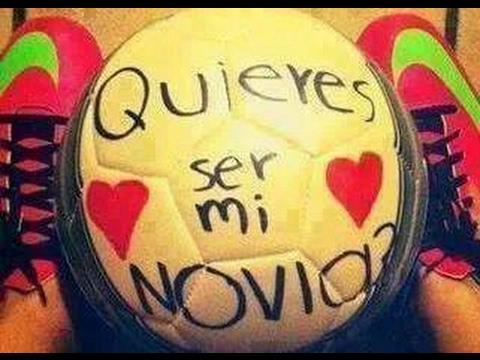 Tu Quieres Ser Mi Novia Mi Declaracion De Amor Canciones