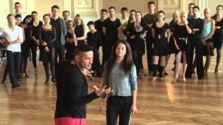 THE CAMP 2014 -  Latin Lessons