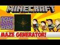Minecraft Bukkit Plugin - Maze Generator - Tutorial