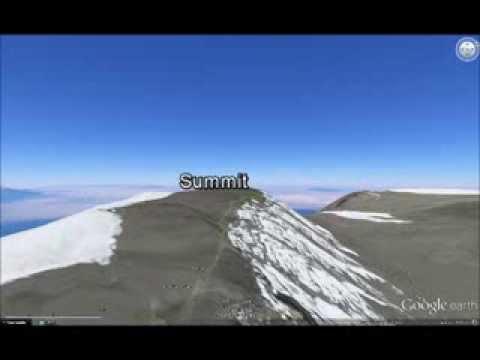 Climb Kilimanjaro in 3D