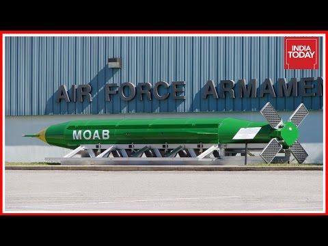 36 ISIS Terrorists Killed In U.S Bombing In Afghanistan