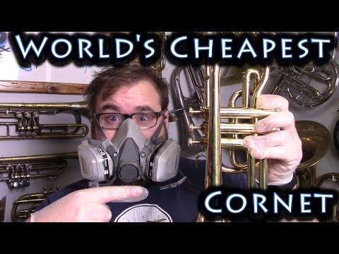 The World's Cheapest Cornet