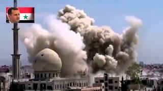 undefined18 Сирия Дарья Воздушный удар по скоплениям групп