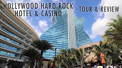 Review & Tour of Seminole Hollywood Hard Rock Guitar Hotel & Casino