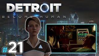 """DETROIT: Become Human [PS4] #21 - """"Spotkanie z przyjacielem"""""""