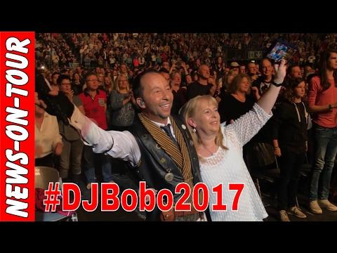 DJ BOBO 2017 | Mystorial | Fan Surprise | Lanxess Arena Köln | Everybody für Astrid | 29.04.2017