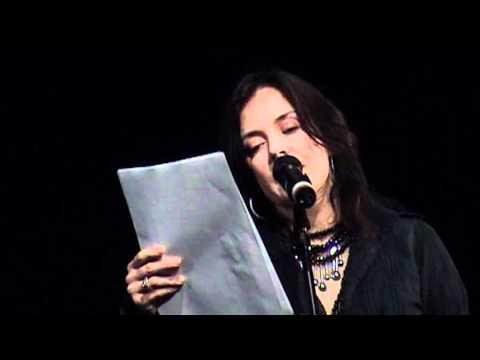 Ghayath Almadhoun and Amanda Ooms,  Stockholms International Poetry Festival 2010