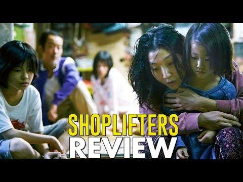 Hirokazu Kore-eda - SHOPLIFTERS (2018) Review [Asian Cinema Season 2]
