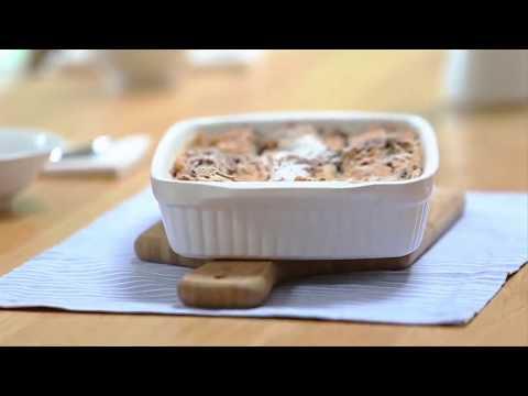 Pain au Chocolat Pudding