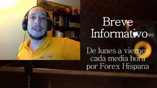 Breve Informativo - Noticias Forex del 5 de Julio 2017