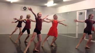 2015 Dansestudiet • Jazzdans