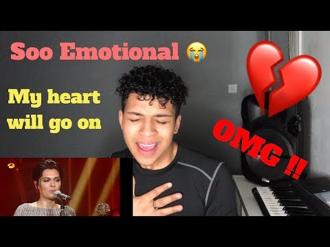 My Heart Will Go On (Singer 2018 EP9) - Jessie J | MY REACTION
