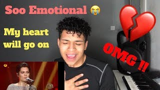 Jessie J - My Heart Will Go On | SINGER 2018 | MY REACTION |
