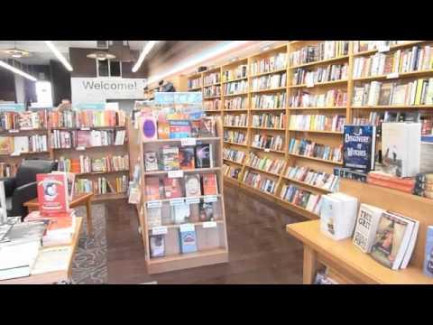 Around Town With Ben Garrison - Words Bookstore Maplewood NJ - Video Tour