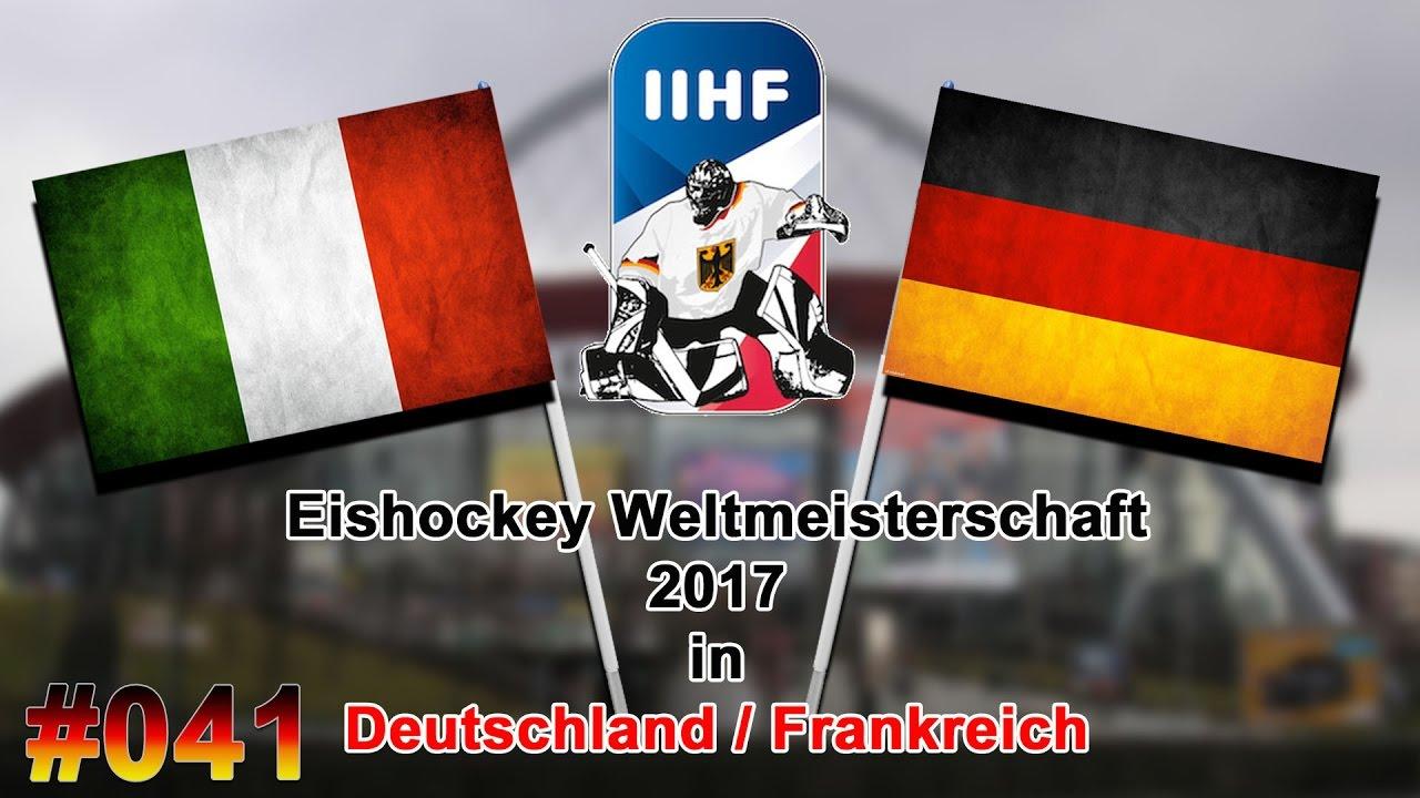 Wm 2017 Spiel Deutschland