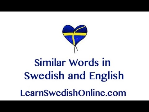 Learn swedish phrases and greetings