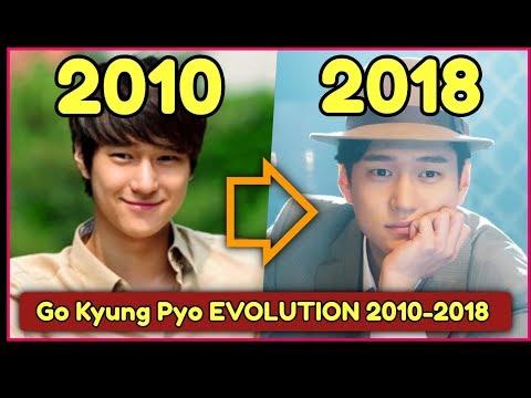 Cross Go Kyung Pyo EVOLUTION 2010-2018