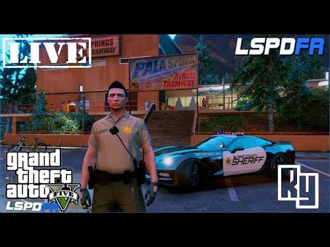 LIVE: GTA 5 LSPDFR Corvette Sheriff Patrol (We Hit 2,500 Subs!!)