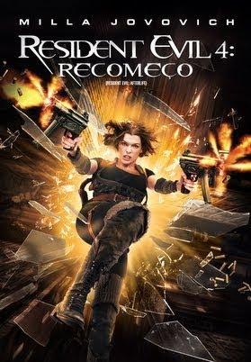 Assistir Resident Evil 4 - Recomeço