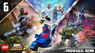 LEGO Marvel Super Heroes 2 [#6] - O KURCZĘ!