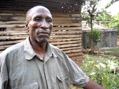 Biogas at work in Uganda