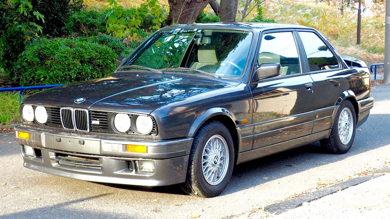 BMW Convertible bmw for sale japan 1989 BMW 320i M-Technic (E30) Japan Auction Purchase Review - YouTube