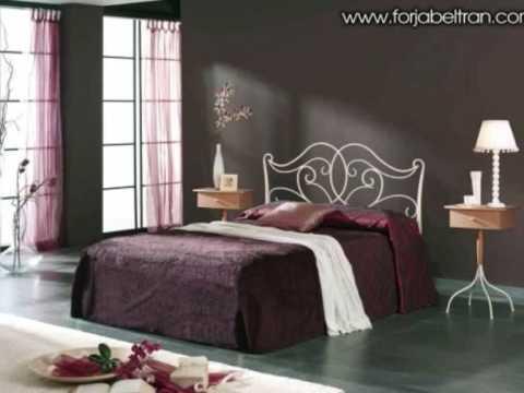 Cabeceros de forja rusticos clasicos modernos pop - Cabeceros de cama rusticos ...