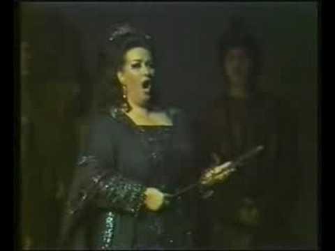 Casta Diva - Norma - Bellini - Caballe (sub.esp)