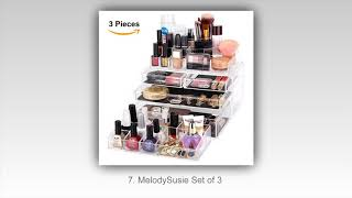 ✅Top 10 Best Acrylic Makeup Organizer