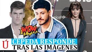 Cepeda responde tras confirmarse la relación entre Aitana y Miguel Bernadeau tras Operación Triunfo