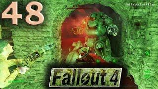 Fallout 4 PS4 Прохождение 48 Ронни Шоу и Старые Пушки